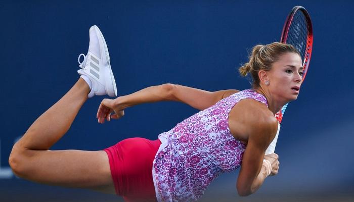 Джорджи сыграет с Плишковой в финале турнира WTA в Монреале