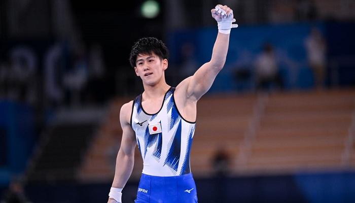 Японець Хасімото став олімпійським чемпіоном у спортивній гімнастиці на перекладині
