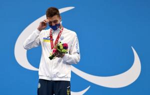 Паралимпийский чемпион Крипак получил звание «Герой Украины»