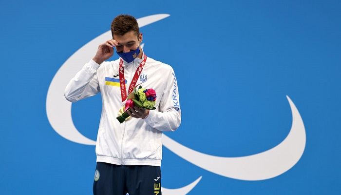 Крипак с рекордом выиграл свое второе золото Паралимпиады-2020