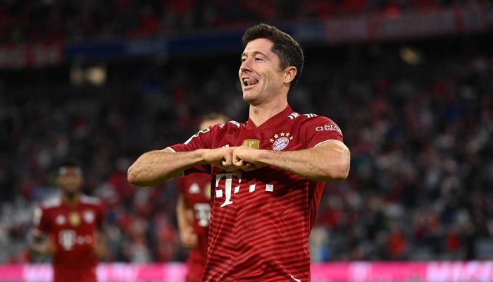 Левандовскі забив свій 300-й гол за Баварію