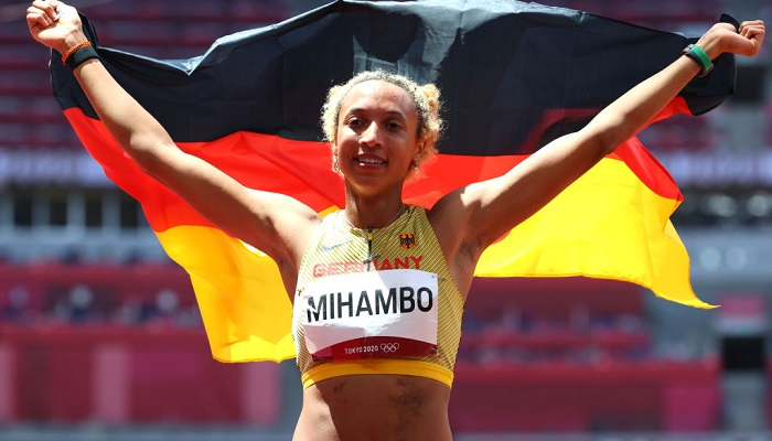 Міхамбо – олімпійська чемпіонка в стрибках в довжину. Бех-Романчук посіла п'яте місце