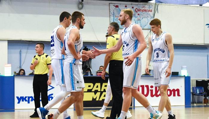 МБК Николаев обновил логотип к 50-летию клуба