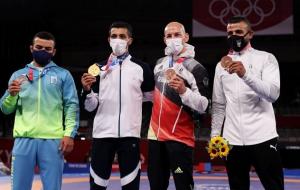 Насибов проиграл в схватке за золото Олимпиады и принес Украине второе серебро Игр в Токио