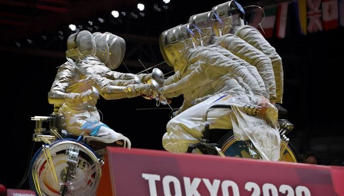 Українець Манько виграв срібло Паралімпіади-2020 у фехтуванні