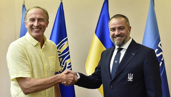 Павелко: «Петраков заслуженно получил единогласную поддержку членов Исполкома УАФ»