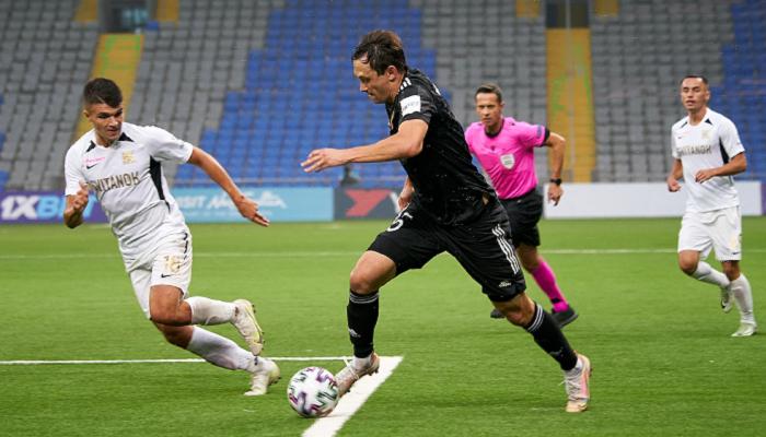 Колос в серии пенальти проиграл Шахтеру из Караганды и покинул Лигу конференций