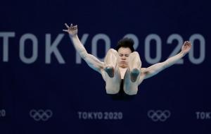 Китаец Се Сыи стал олимпийским чемпионом по прыжкам в воду с трамплина