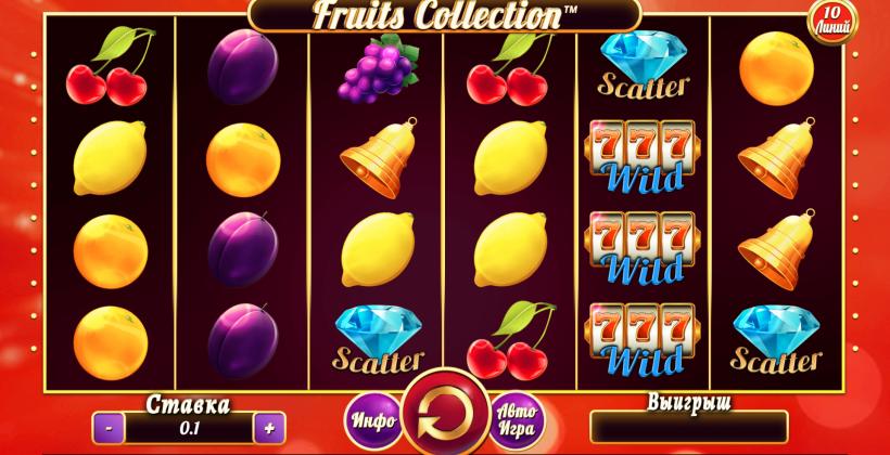 Игровые автоматы Клубнички Fruit Cocktail