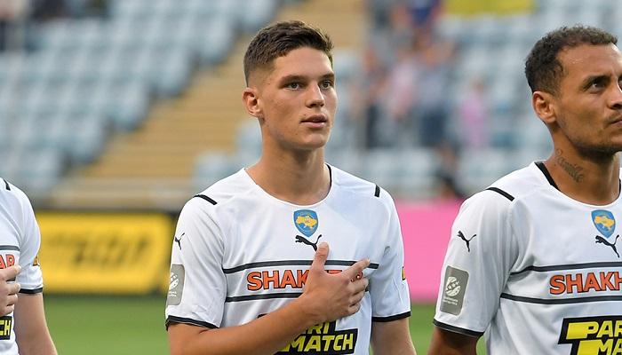 Судаков тренувався в загальній групі перед другим матчем із Монако