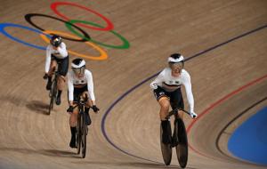 Німеччина і Нідерланди виграли золоті медалі Олімпіади в велотреку