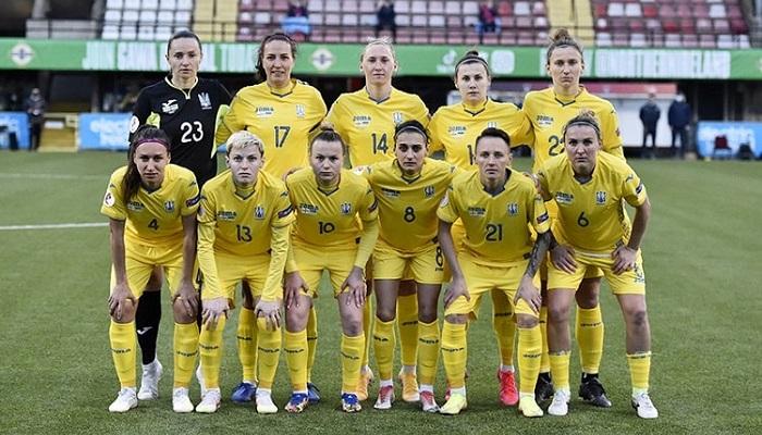 Жіноча збірна України зберегла 31-е місце в рейтингу ФІФА