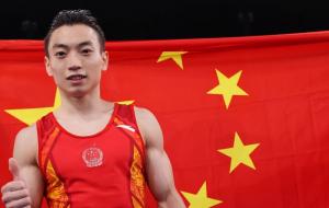 Китаєць Цзоу Цзиньюан став олімпійським чемпіоном на паралельних брусах. Українець Пахнюк – сьомий