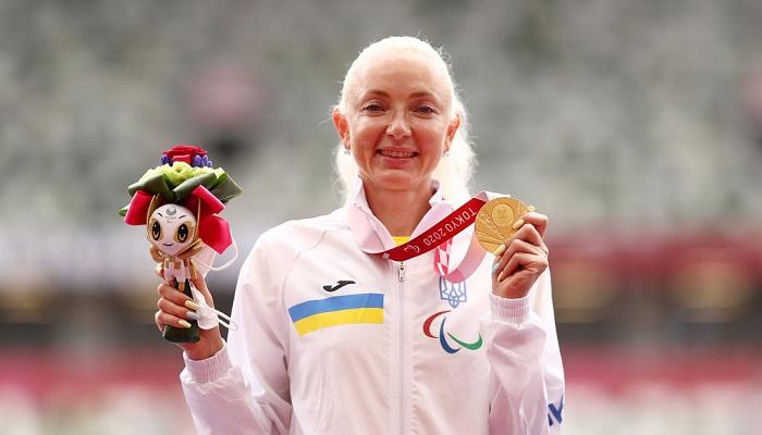 Українці Полянський і Зубковська виграли дві золоті медалі Паралімпіади