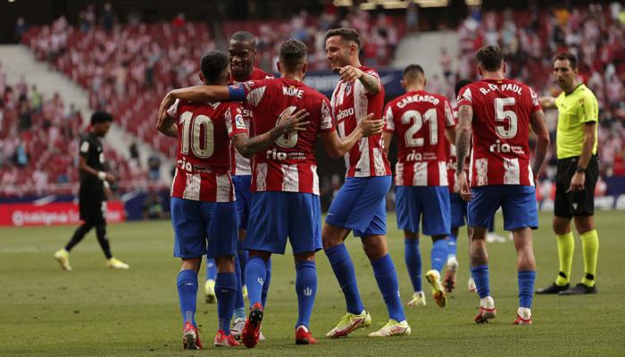Эспаньол - Атлетико когда где смотреть в прямом эфире трансляцию чемпионата Испании