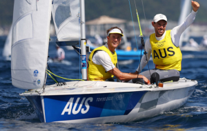 Австралійці виграли золото Олімпіади з парусного спорту в класі 470