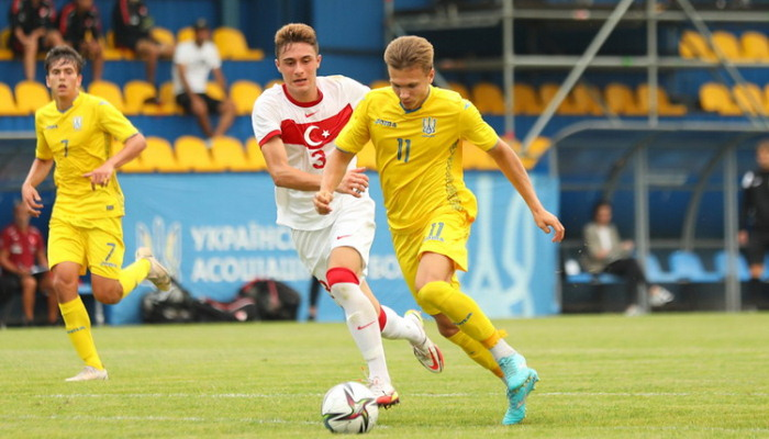 Україна U-17 програла Туреччині в фіналі Кубка Баннікова