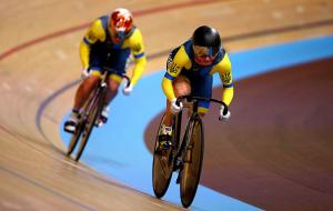 Басова и Старикова вышли в четвертьфинал Олимпиады по велотреку в кейрине