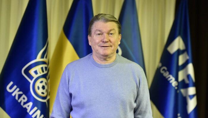 Блохин и Михайличенко — сопредседатели Комитета национальных сборных команд УАФ