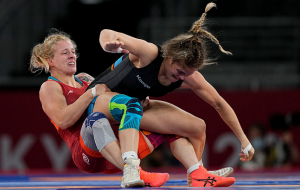 Черкасова програла в півфіналі категорії до 68 кг у вільній боротьбі та буде боротися за бронзу