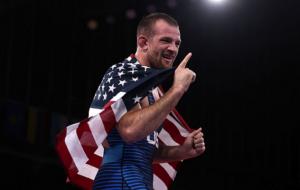 Американець Тейлор виграв золото Олімпіади з вільної боротьби в категорії до 86 кг
