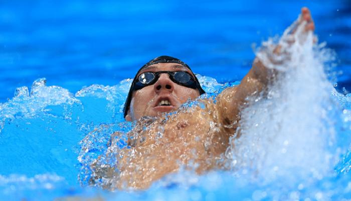 Трусов и Дубров выиграли серебро и бронзу Паралимпиады в плавании