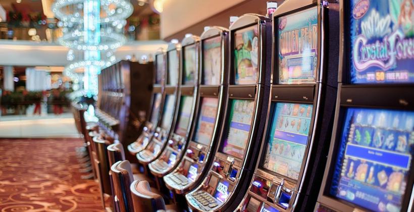 Игровые автоматы: Топ 10 онлайн слотов