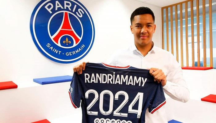 ПСЖ подписал 18-летнего вратаря из Мадагаскара