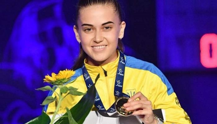 Украинка Морквич выиграла серебряную медаль Паралимпиады в фехтовании на рапирах