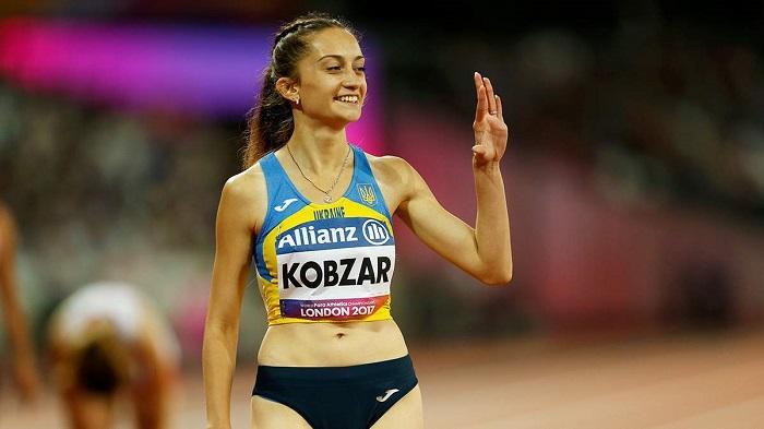 Кобзарь завоевала еще одно серебро Паралимиады для Украины в беге на 400 метров