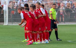 Кривбас переміг у другому матчі поспіль на старті сезону, мінімально вигравши у Ниви