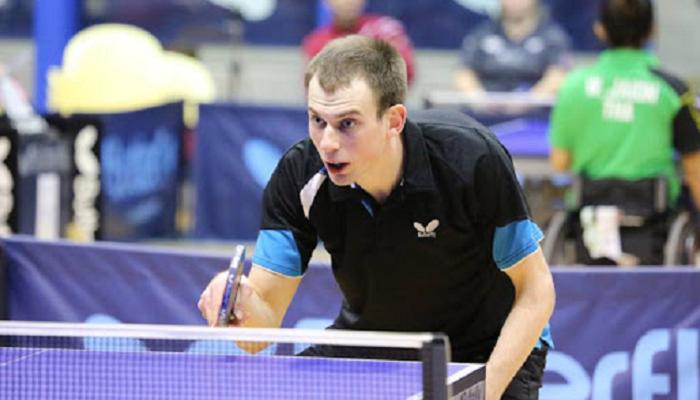 Ніколенко виграв бронзу Паралімпіади в класі 8 з настільного тенісу