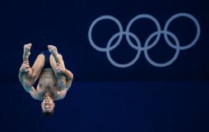 Колодій не вийшов до півфіналу Олімпіади в стрибках у воду з триметрового трампліну