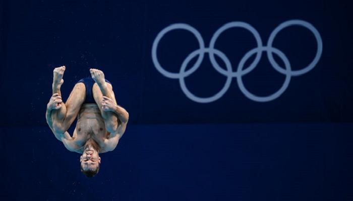 Колодий не вышел в полуфинал Олимпиады в прыжках в воду с трехметрового трамплина