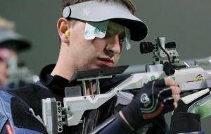 Кулиш вышел в финал Олимпиады в стрельбе из винтовки из трех положений