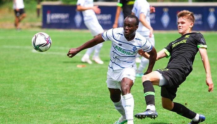 Сенегалець Діалло забив дебютний гол за молодіжну команду Динамо