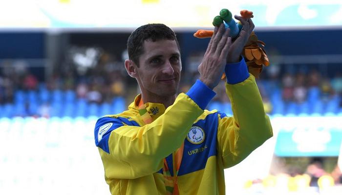 Павлик выиграл бронзу Паралимпиады в прыжках в длину