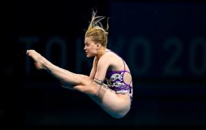 Лискун не вийшла у фінал Олімпійських ігор у стрибках у воду з 10 метрів