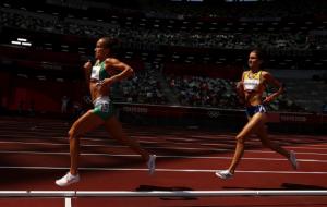 Українка Стребкова не зуміла кваліфікуватися до фіналу Олімпіади в бігу на 3000 м з перешкодами