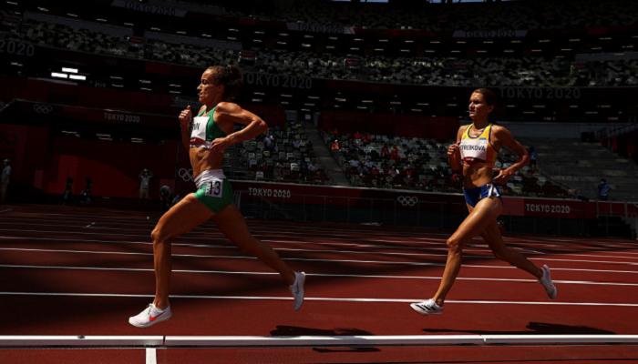 Украинка Стребкова не сумела квалифицироваться в финал Олимпиады в беге на 3000 м с препятствиями