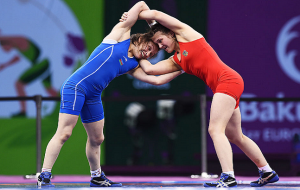 Українка Кіт програла у чвертьфіналі олімпійського турніру з вільної боротьби
