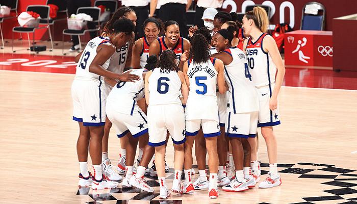 Жіноча збірна США виграла олімпійський турнір з баскетболу
