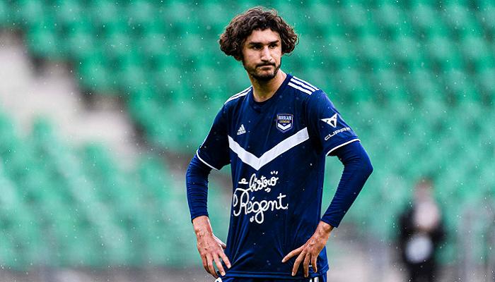 Мілан хоче підписати півзахисника Бордо Адлі