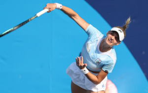 Ястремская проиграла на старте турнира WTA в Сан-Хосе