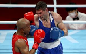 Бронзу Олімпіади в боксі здобули росіянин Замковий і азербайджанець Альфонсо Домінгес