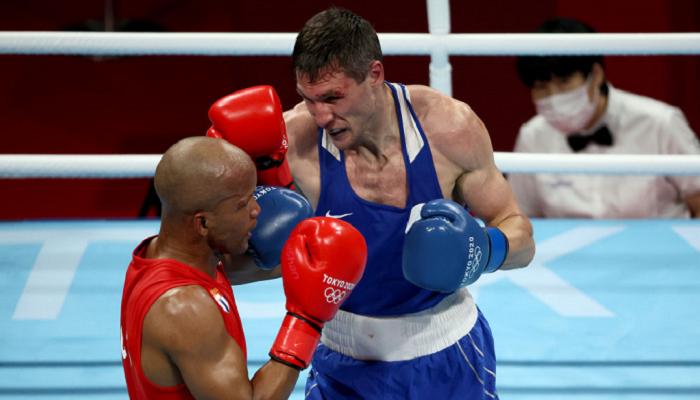 Бронзу Олимпиады в боксе добыли россиянин Замковой и азербайджанец Альфонсо Домингес