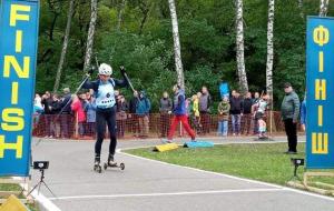 Віта Семеренко виграла гонку переслідування на літньому чемпіонаті світу з біатлону