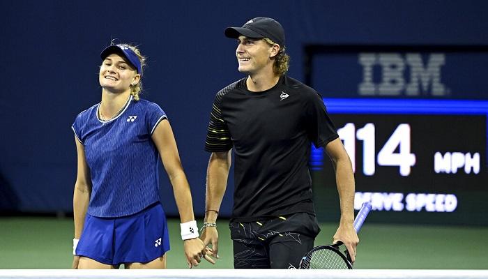 Ястремська стартувала з перемоги в міксті US Open