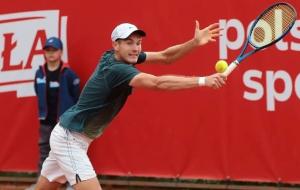 Украинец Сачко покинул турнир в Исманинге