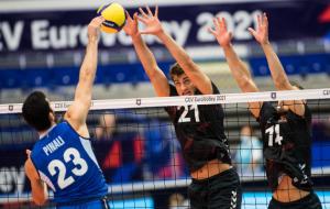 Визначилися всі півфіналісти чемпіонату Європи з волейболу